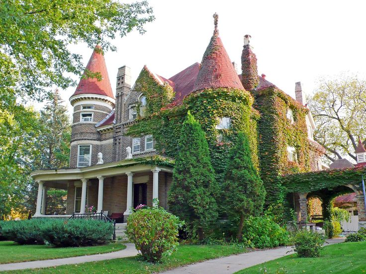 Love the ivy growing on the house houses pinterest for The ivy house