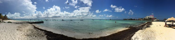 https://flic.kr/p/uTuiVm   playa-norte-isla-mujeres-mexico-iphone6-carlota-fernandez