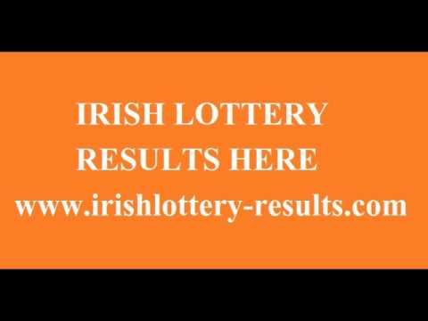 Irish Lottery Results, Irish lotto Results, Irish lotto - (More info on: https://1-W-W.COM/lottery/irish-lottery-results-irish-lotto-results-irish-lotto/)