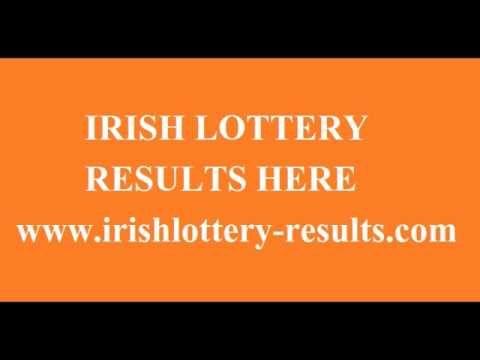 Irish Lottery Results, Irish lotto Results, Irish lotto - (More info on: https://1-W-W.COM/lottery/irish-lottery-results-irish-lotto-results-irish-lotto/)