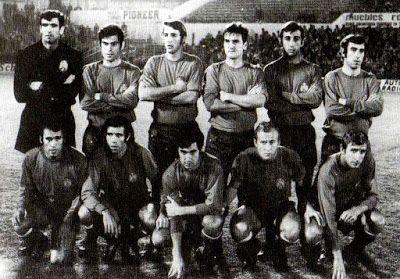 EQUIPOS DE FÚTBOL: ESPAÑA Selección 1970-1978 - 87 fotos
