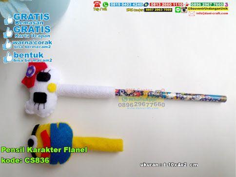 Pensil Karakter Flanel Hub: 0895-2604-5767 (Telp/WA)Souvenir Pensil, Pensil Unik, Pensil Anak, Pensil Karakter, Pensil Bahan Flanel, Pensil Bagus, Pensil Keren, Pensil Lucu #PensilAnak #PensilBagus #PensilKarakter #SouvenirPensil #PensilUnik #PensilLucu #PensilBahanFlanel #souvenir #souvenirPernikahan