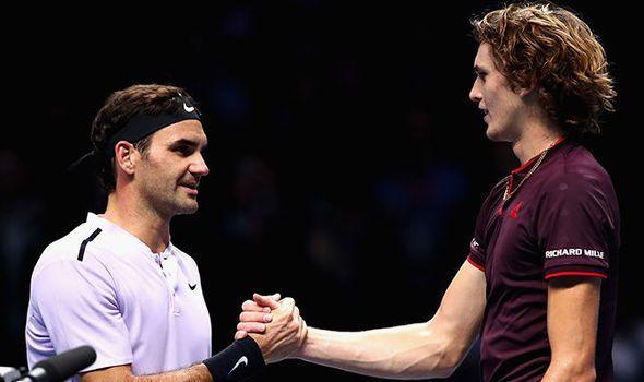 Roger Federer reveals why Alexander Zverev is a threat to Australian Open crown