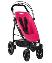 smart stroller from Phil and Teds