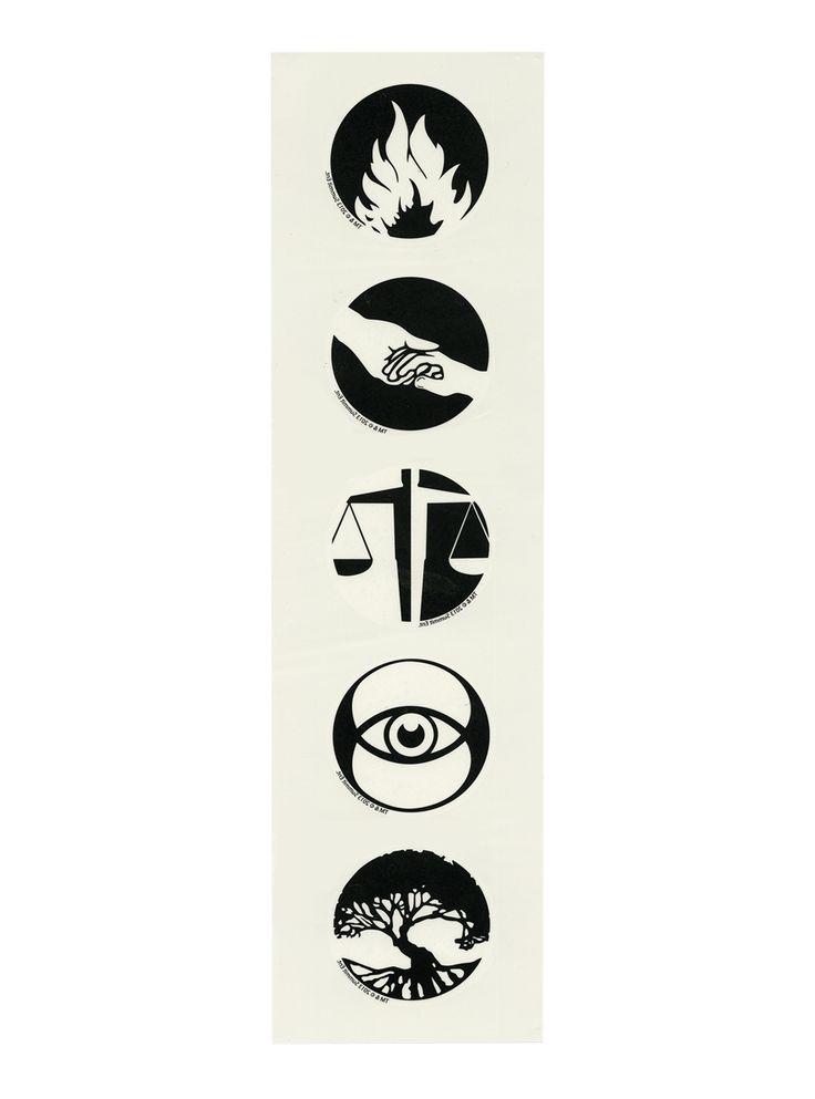 divergent tattoo - Google Search