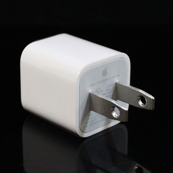 Iphone  Original Charger Adapter