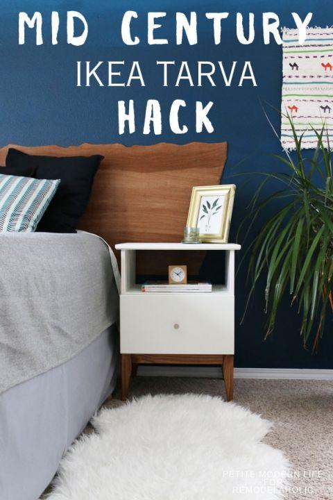 Ikea Diktad Wickelkommode Maße ~   Ikea Hack Nightstand op Pinterest  Ikea Hacks, Ikea en Ladekasten