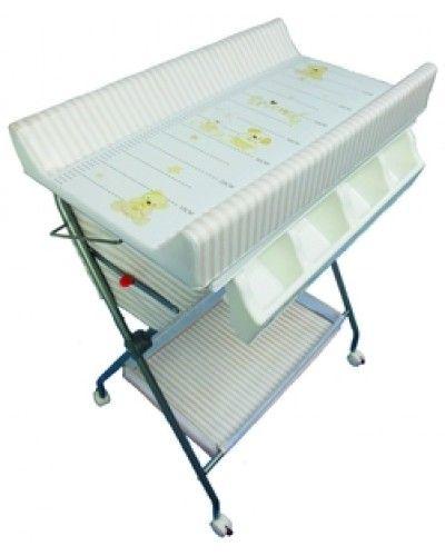 Hoitopöydät : Basson taittuva hoitopöytä ammeella