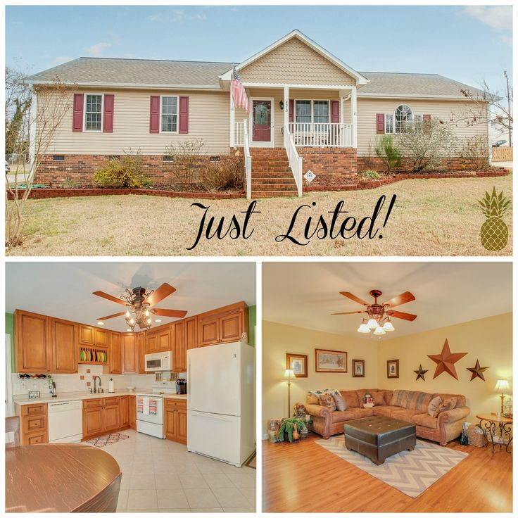 Just Listed on Charleston Drive in WinstonSalem! Find