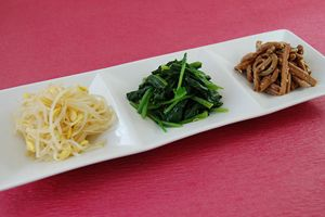 三色ナムルの作り方 | 韓国料理レシピ