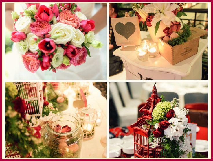 Boda oriental, una idea armónica y colorida para tu boda. http://cotishop.com.mx/blog/2014/07/01/boda-oriental-una-idea-armonica-y-colorida-para-tu-boda