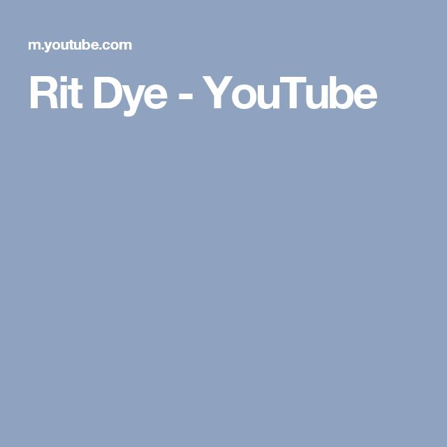 1000 Ideas About Rit Dye On Pinterest Dyes How To Tie