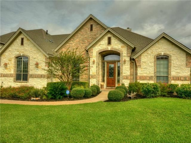 812 Overlook Bnd, Leander, TX 78641 ( :: Better Homes And Gardens Real  Estate Bradfield Properties