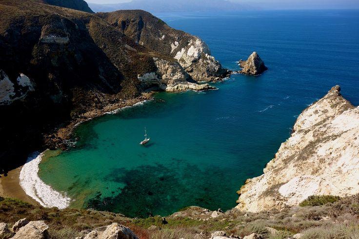 Parc national de Channel Islands en #Californie. #roadtrip #USA @lostintheusa1