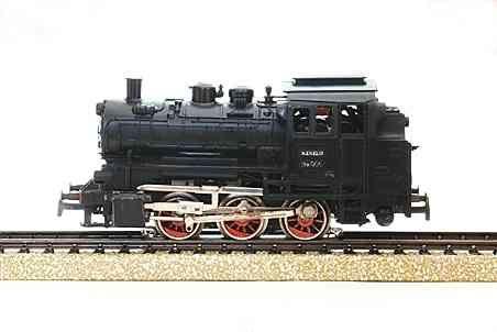 Märklin, locomotiva piccola anni 50