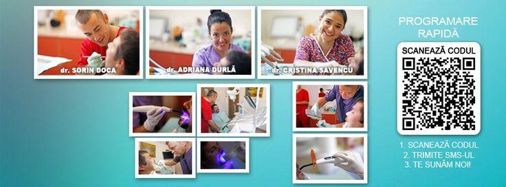 La numai 31 de ani, Sorin Doca este primul stomatolog din Timişoara care a reuşit să acceseze fonduri UE pe medicină dentară. Crescut într-o familie de me