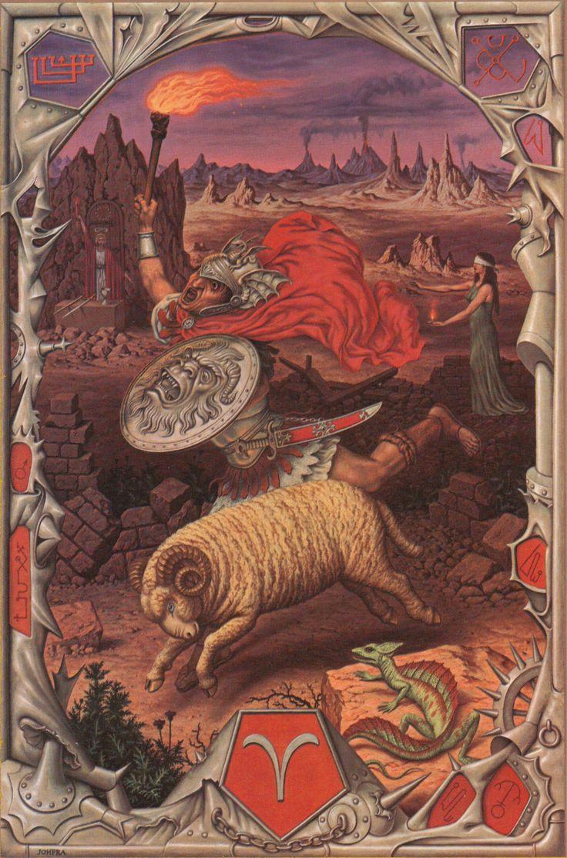 Aries - Johfra Bosschart