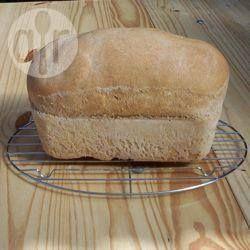 Foto recept: Brood in broodbakmachine
