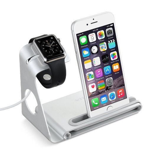 VTIN Aluminum Ladestation Charging Dock Stand für Apple Watch 38/42mm 17,49 Euro