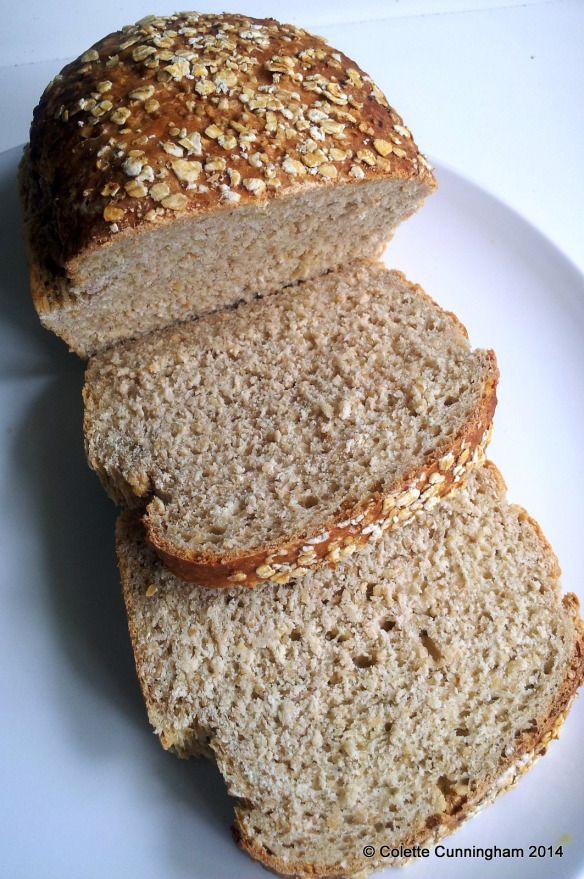 Oatmeal Yeast Loaf