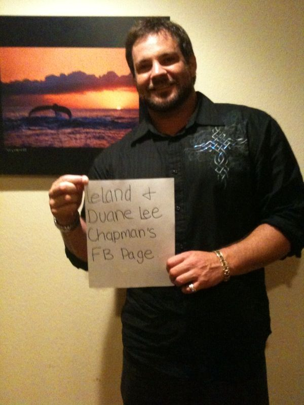 Duane Lee Chapman Jr Girlfriend | Their link is http://www.facebook.com/pages/LelandDuaneLeeChapman ...