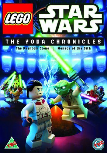 Lego Star Wars: The Yoda Chronicles [DVD]: Amazon.co.uk: Michael Hegner, Irene Sparre Hjorthøj: Film & TV