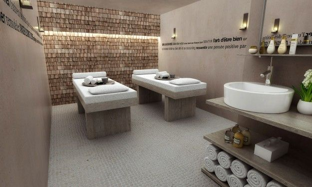 so want a spa room in my house...!