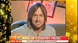 October 20, 2012: He is one of Australia's greatest music exports, and at long last, Keith Urban has become a star at home on the back of his coaching role on The Voice. The country music star turns 45 this week, and Richard Wilkins looked back at his amazing life.