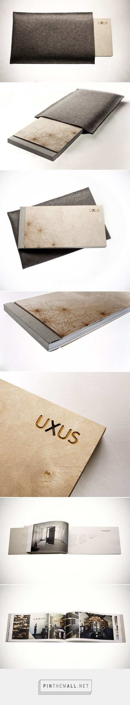 Wood cover. Dandelion pattern. Oh yes. | UXUS Portfolio