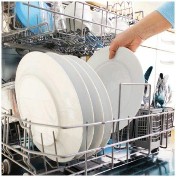 Πανεύκολο κόλπο για να πλένεις το πλυντήριο πιάτων!