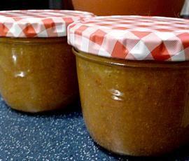 Rezept Feigensenf von Na Dja - Rezept der Kategorie Saucen/Dips/Brotaufstriche