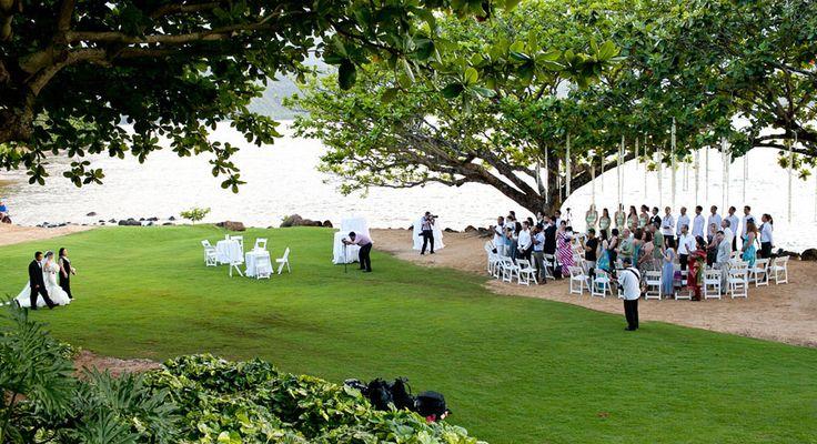 Kamani Cove St. Regis Princeville resort Kauai Hawaii ...