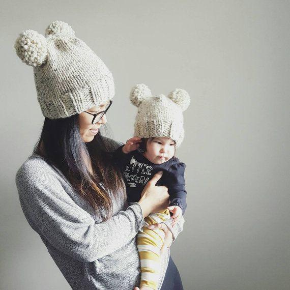 Best 25 Baby Pom Pom Hat Ideas On Pinterest Beanie