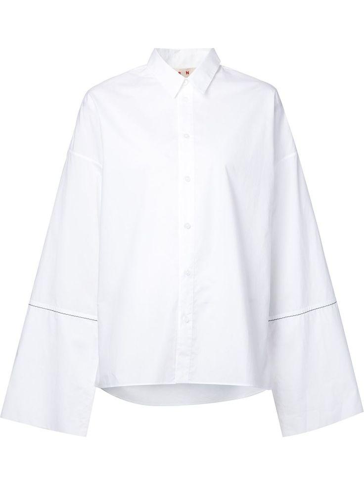 Marni Oversized Shirt - Forty Five Ten - Farfetch.com