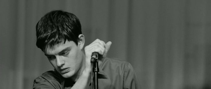 Sam Riley as Ian Curtis in Control by Anton Corbijn