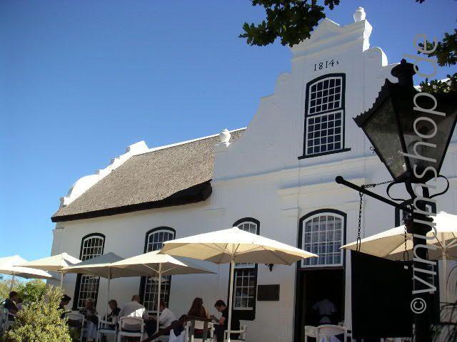 Neethlingshof Wine Farm Stellenbosch