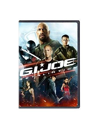 Channing Tatum & Dwayne Johnson & Jon M. Chu-G.I. Joe: Retaliation