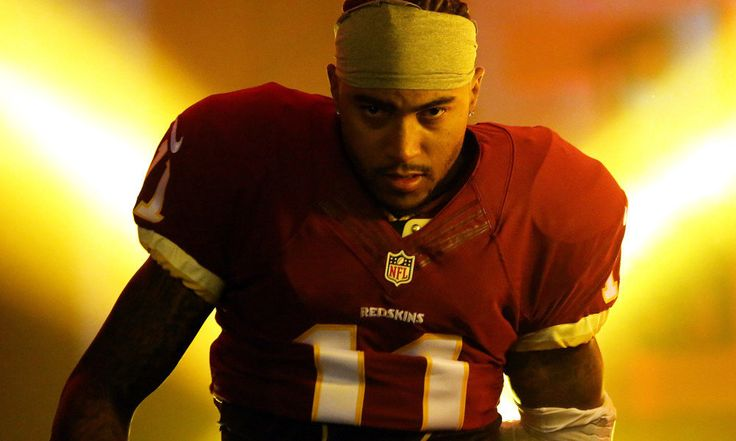 """Redskins' WR DeSean Jackson reportedly headed to Bucs = As expected, it looks like speedy wideout DeSean Jackson is going to leave the Redskins and sign with the Tampa Bay Bucs. This morning, ESPN's Adam Schefter wrote: """"Former Washington WR DeSean Jackson expects to sign with Tampa assuming….."""