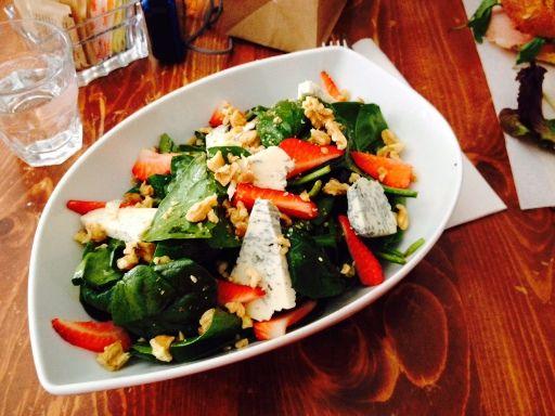 Horny Salad #goodplace2work #powervrouwen #ondernemen #flexplek #werkplek #groeien