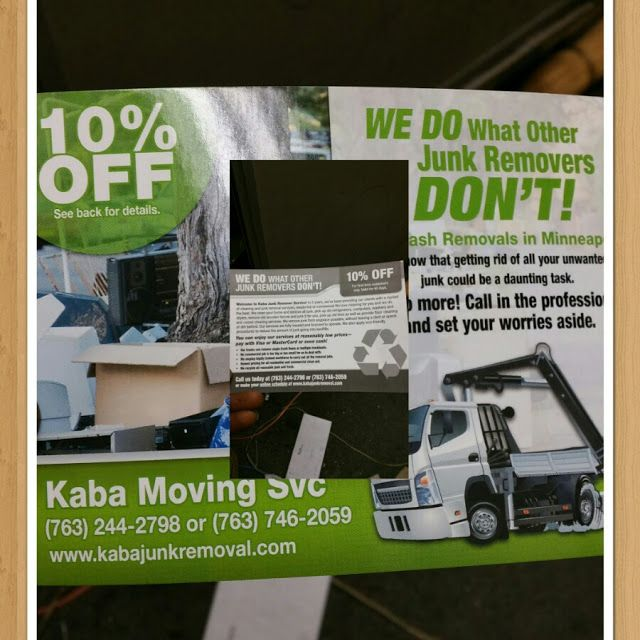junk removal | kaba junk removal service