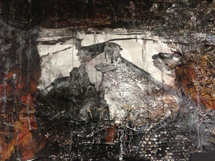 Earthquake, texture #abstract