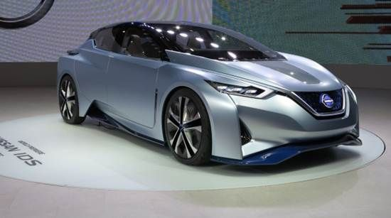 2018 Nissan Leaf Redesign, Release Date, Price