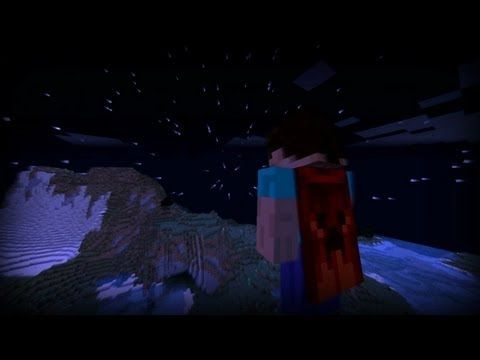 "▶ ""Mine"" - A Minecraft Parody of Nicki Minaj ft Rihanna ""Fly"" - YouTube"