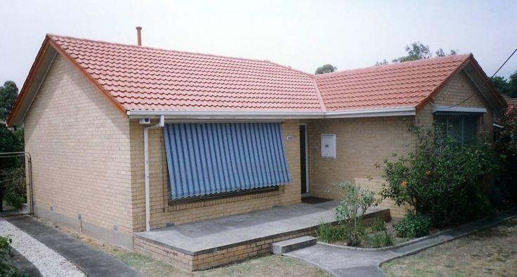 Tile Roof Restoration - Sienna