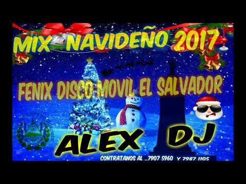 mix navideño 2017-2018 Alex Dj - YouTube