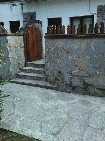 Entrada habitación nº4  Hotel el Ancla -Laredo -España