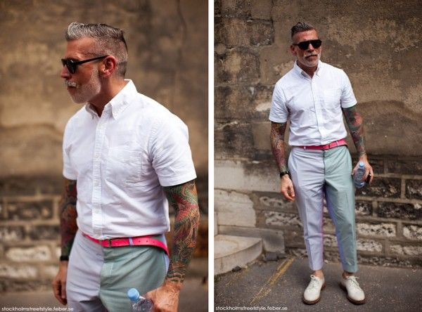 It's not all about Nick Wooster.