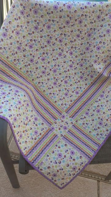Three Snippy Sisters : Joyce's quilt
