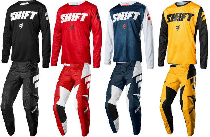 2018 HRC MX Dirt Bike Pantalones y Jerseys Off Road Moto GP Conjunto Motocross Moto Bike Kits