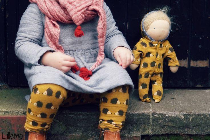 hedgehogs mustard melee -- Design by Deborah van de Leijgraaf -- fabric by bora -- http://shop.by-bora.com -- #hedgehogs #mustard #melee #organic #fabric